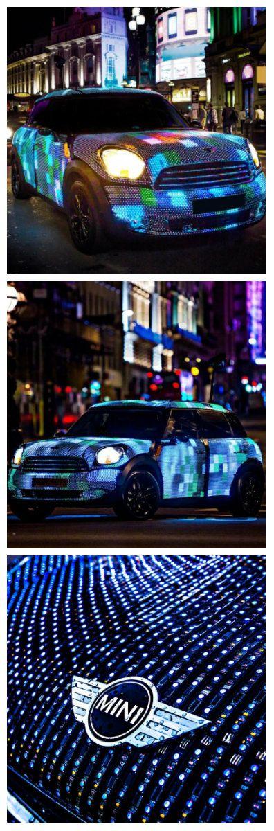 Свет. Камера. Мотор! На улицах Лондона появились новые светящиеся автомобили! #светодиоды #ledавто #светодиоднаялентадляавто #светодиоднаялента #светодиодныйавто #светодиодныеполосыдляавто #светодиодныйавтомобиль #светодиодныйэкран #светящиесяавтомобили #экраннаавто #подсветкаавто