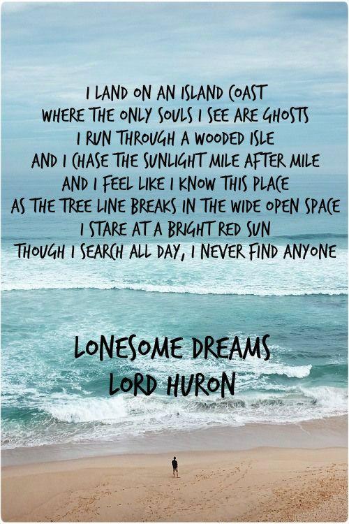 Lord Huron - Lonesome Dreams. Lord Huron feature hugely in my TIVOU playlist. Follow https://open.spotify.com/user/lunarmorte/playlist/3JAEUZvSnkixOqNOfrZUJL