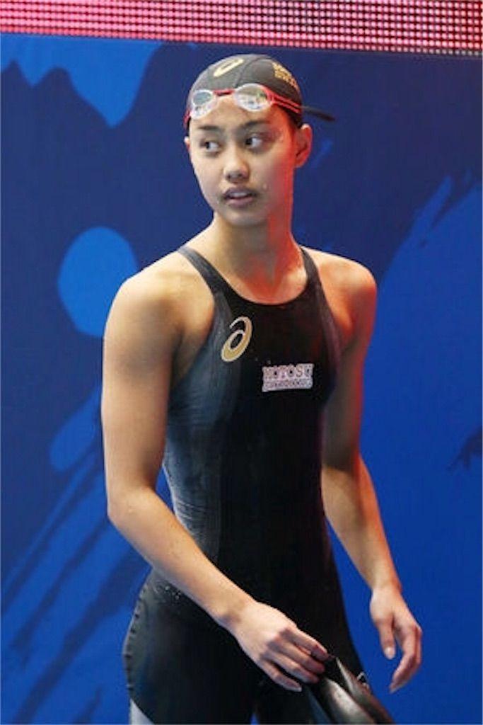 競泳女子 期待の若手 今井月がかわいい Spats 若手 スポーツ