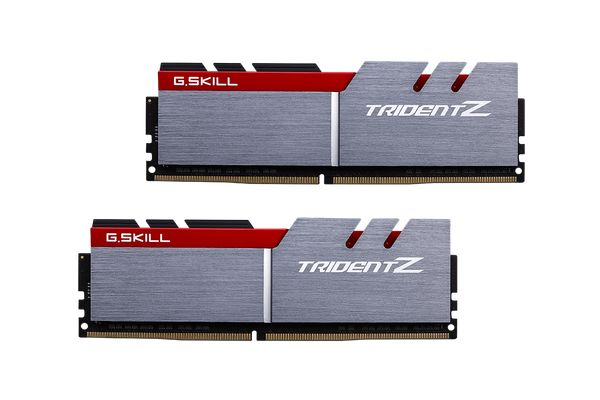 G.Skill's new 16 GB kit (2 x 8GB) is the newest addition to its Trident Z lineup, and it has a frequency of 3600 MHz with an impressive CAS latency of 15-15-15-35, which is decidedly low for the speed of the memory. The RAM kit is XMP 2.0-compatible, and it operates at 1.35 volts. G.Skill seems to be getting more juice for the jolt with this new memory kit.
