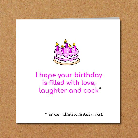 Best 25+ Funny Birthday Card Messages Ideas On Pinterest