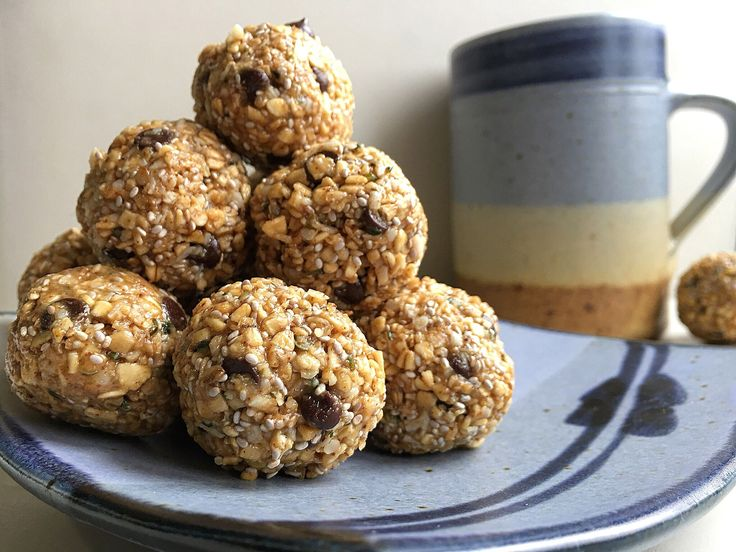 Real Food Fuel: Almond Butter Energy Bites