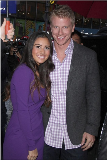 Such a cute couple! The #Bachelor.  Catherine and Sean <3