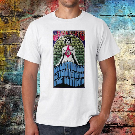 Psychedelic festival T-shirt Rave t-shirt  abstract print