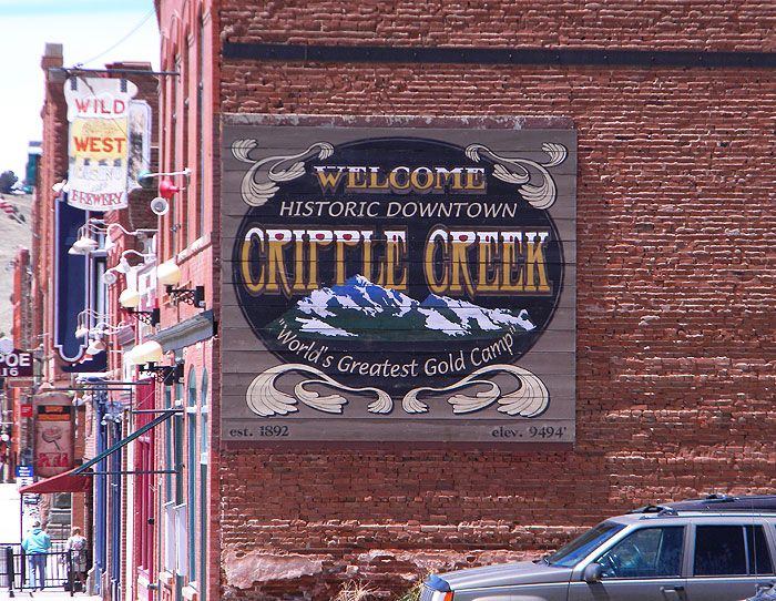 13 best places to visit colorado springs images on pinterest cripple creek famous as a former gold mining camp colorado springs co malvernweather Images