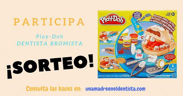 Nuevo Post! #Sorteo de Play-Doh Dentista Bromista. Un juego de imitación que gustará a los más pequeños. Participa y llévatelo http://blgs.co/eZ8xx8