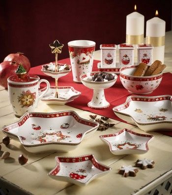 17 best images about villeroy boch christmas on pinterest toys bakeries and christmas china. Black Bedroom Furniture Sets. Home Design Ideas