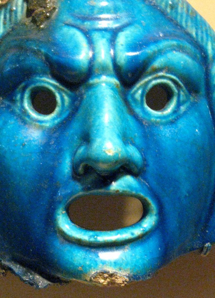 Máscara en el MET