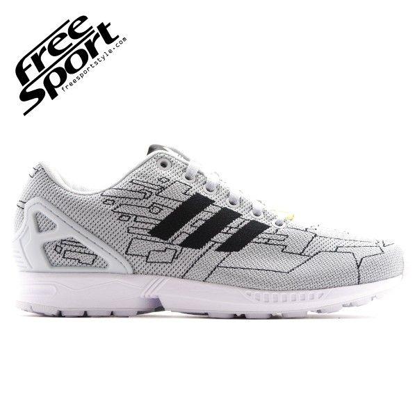 Adidas Zx Flux Weave Grigia Nera M21363 http://freesportstyle.com/adidas
