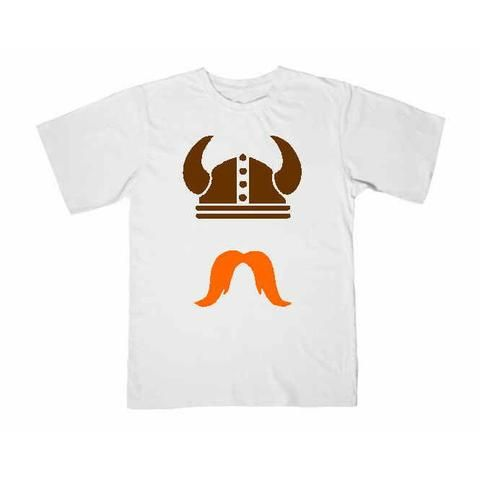 Kinder T-shirt Viking