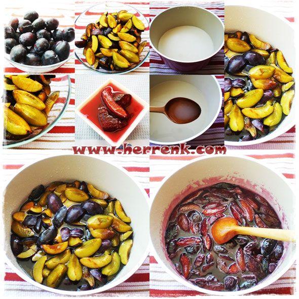 Mürdüm Eriği Reçeli/Mor Erik Reçeli-erik reçeli tarifi,ev usulü,ev yapımı reçeller,how to make,home made jam,kırmızı erik reçeli,erik,mor erik reçeli,reçel nasıl yapılır,plum jam,red plums,reçel yapılışı,reçel yapımı,kış için reçel tarifleri,resimli reçel tarifleri,mürdüm eriği reçeli yapımı,erik reçeli nasıl yapılır,şekere yatırmadan reçel yapımı,erik reçeli,şeftali reçeli,mor erik reçeli,reçeller,
