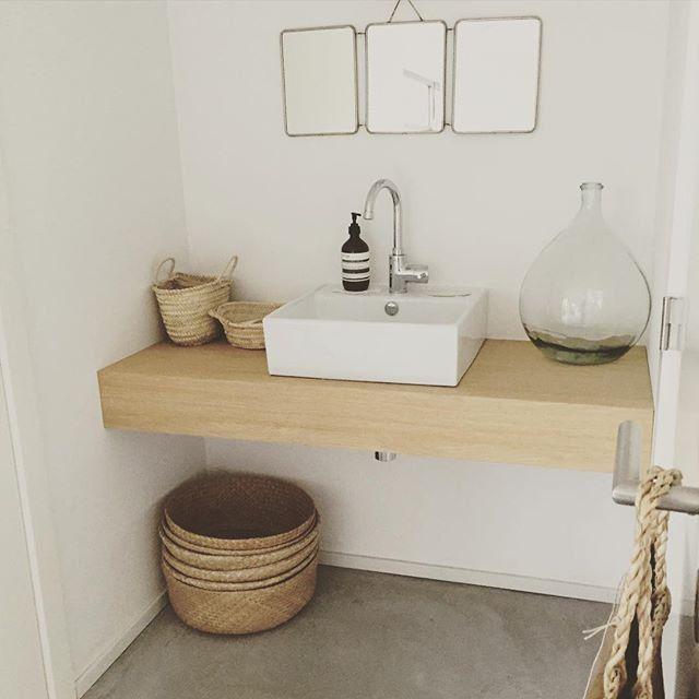 Les 25 meilleures idées de la catégorie Salle de bain nature sur ...
