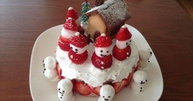 クッキーの家、イチゴサンタ、クッキー雪だるま全部てんこもりにしました! ポイント追加しました(13.12.19)