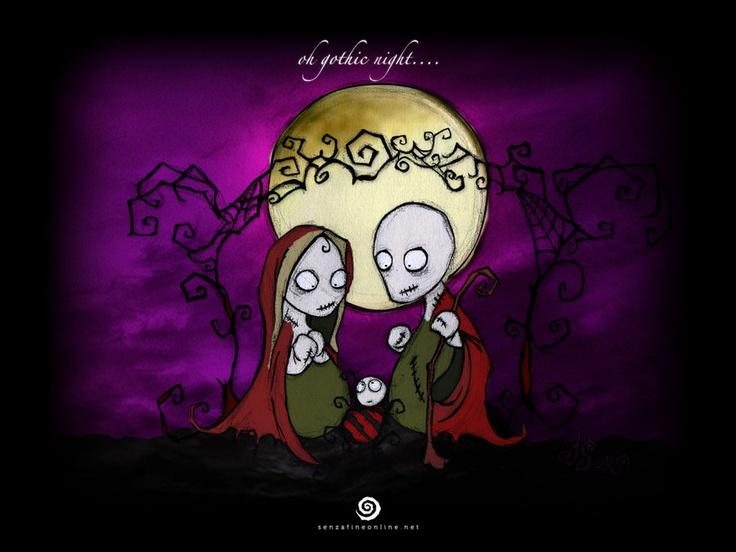 Oh Gothic Night by ~YahzeeSkywalker on deviantART