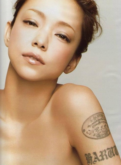 ... her lost mom | Namie Amuro | Pinterest | Lost, Amuro and Tattoos
