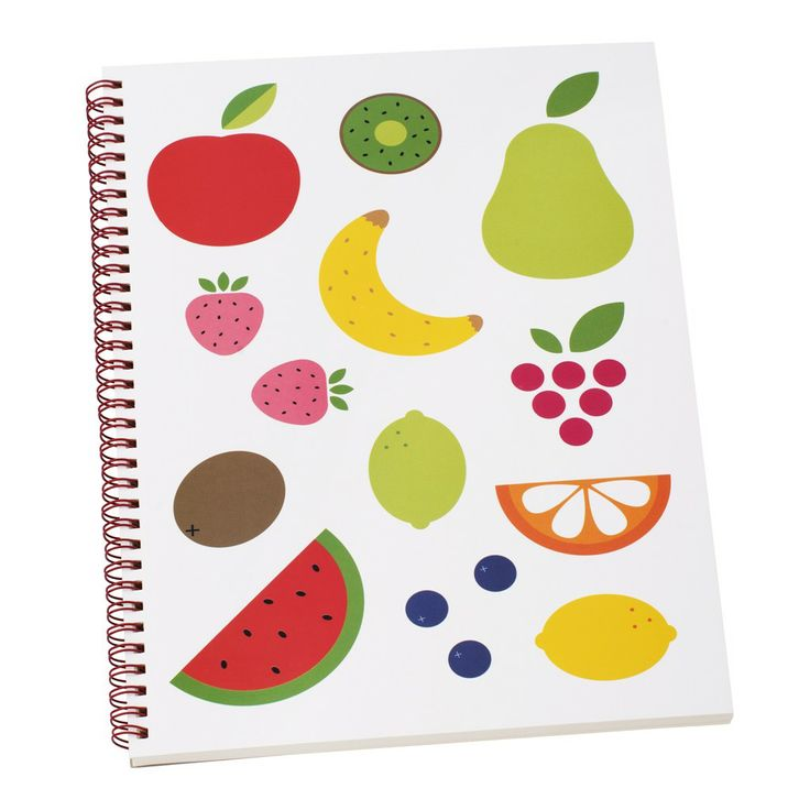 Have fun taking notes each day with this super cute A4 Everyday Notebook. Pair with the Everyday Ballpoint Pen 3pk for a gorgeous look. #backtoschool