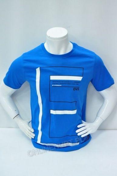 T-shirt Męski Overnexs 3106  (M-2XL) Prod. Turecki