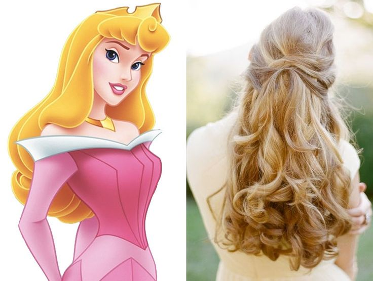 Aurora Hairstyle