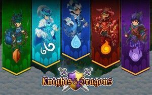 Take on epic bosses with entire guild! Join friends in battle as you defeat giant monsters for EPIC prizes. Climb 3 different leaderboards & prove your mettle: Guild member-vs-Guild member, Guild-vs-Guild, & worldwide champion! Knights & Dragons is non-stop action RPG with the endless battles against mythical creatures & knights in one massive action-packed adventure.