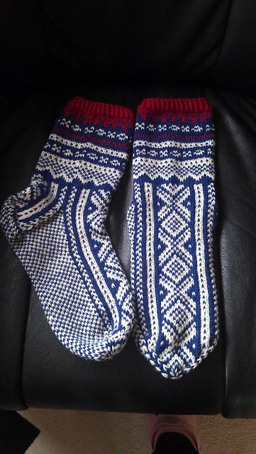 Ravelry: liwes' Marius socks
