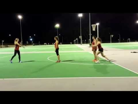 DEFENDERS DRILL - FOOTWORK AND A HIGH LOW BALL - YouTube