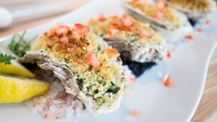 Oysters Rockefeller tutorial and recipe.