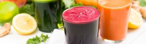 natural juice detox recipes