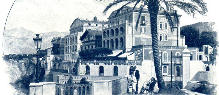 Grand Hotel Excelsior Vittoria Sorrento Italy