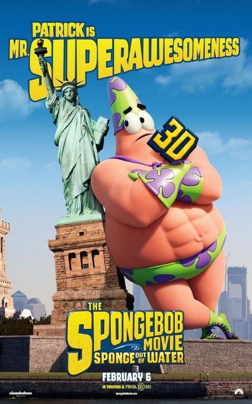 Watch SpongeBob Squarepants 3 2020 Full Movie Online Free