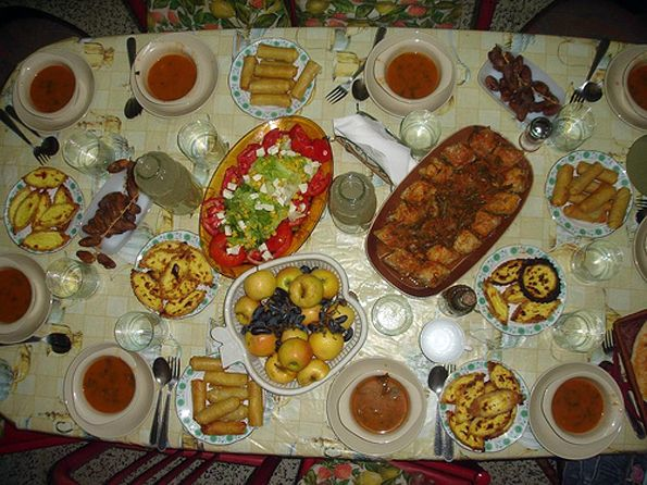 Ramadan the moment of truth or when algeria has its poor for Algerie cuisine ramadan