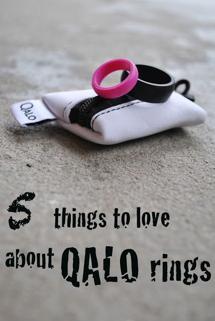 QALO Adventure Rings! Review up #ontheblog and a #giveaway to get some of your own!