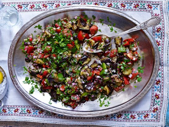 207 best lunch dinner images on pinterest dinner recipes fun 5 delicious middle eastern recipes from the chef at tanoreen forumfinder Image collections