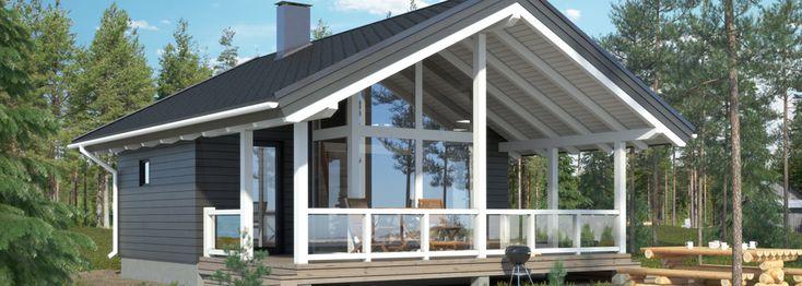 Varpu 80 | Self Build Kit Home from Sweden