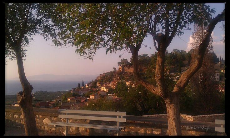 #Kyparissia_old_town #Greece #summer #sunset