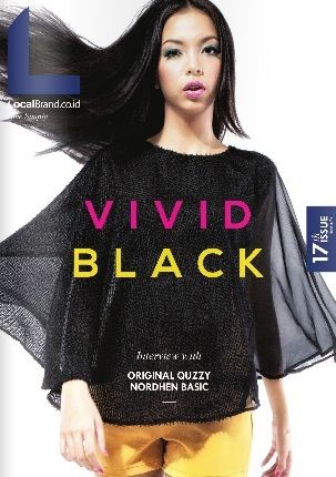 LocalBrand.co.id e-Magazine Cover | 17th edition | Vivid Black Issue all wardrobe by LocalBrand.co.id Click issuu.com/... for read the e-Magazine #LocalBrandID How to buy? Visit www.localbrand.co.id Line : localbrandid SMS/WA : +62858 3015 3333 BBM : 7436815A BB channel : LocalBrand.co.id