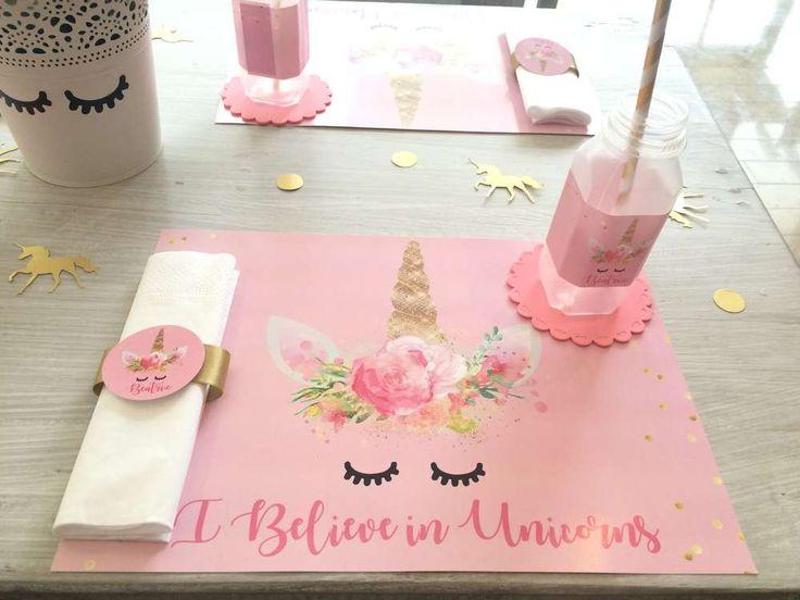 Unicorn Birthday Party Ideas   Photo 1 of 36
