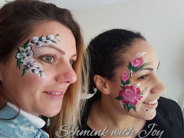 Nathalie Brouwer  Schmink with joy