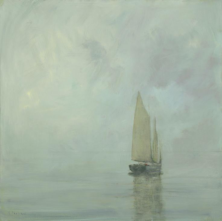 """Anne Packard  """"fog"""""""
