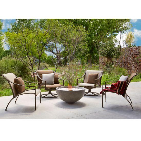 Brown Jordan Pasadena Collection #outdoor #furniture #outdoors #patio  #baconsfurniture. Brown JordanOklahoma CityFire ...