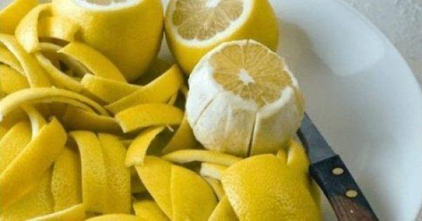 Φλούδες λεμονιού: Τέλος οι πόνοι στις αρθρώσεις