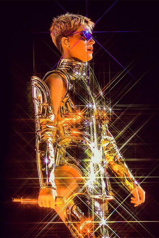 Witness: The Tour in New York City. photographed... | I ❤ Katy Perry