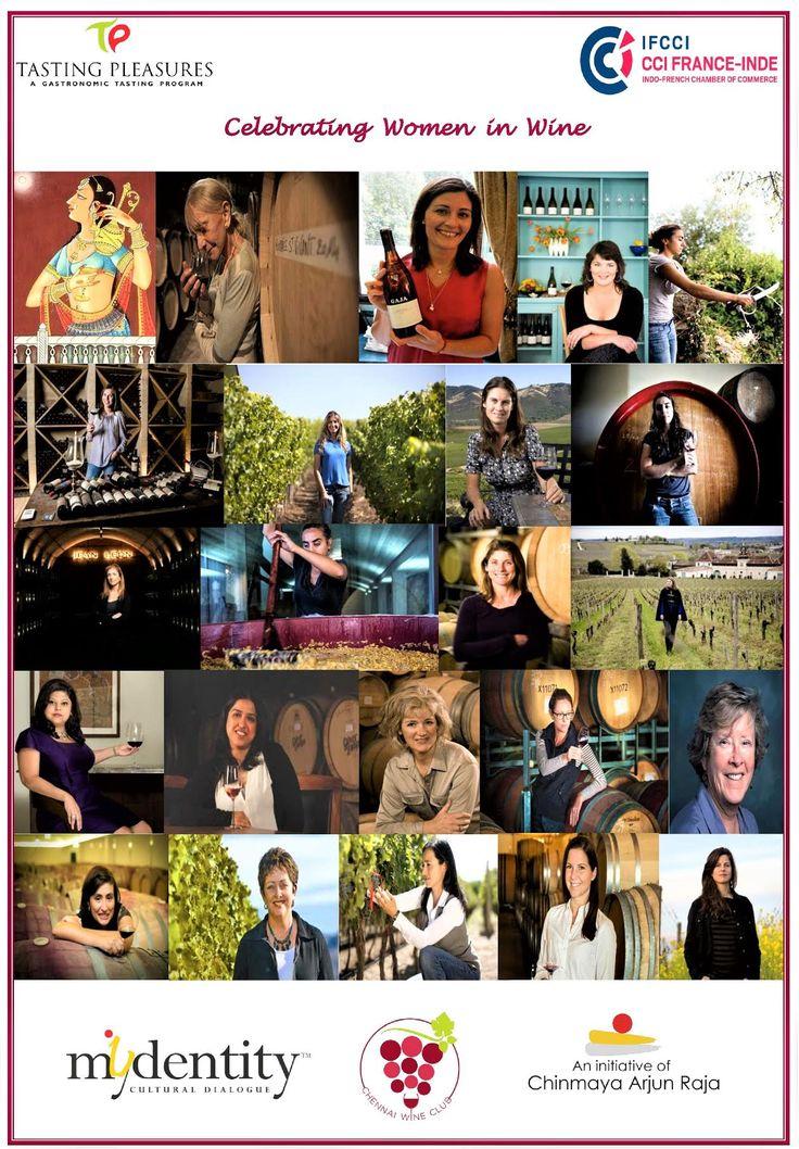 'Le vin et les femmes – La place de la Femme dans le monde du vin Français - http://explo.in/2m7JXDk