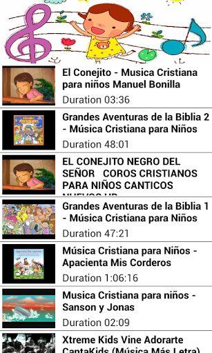 17 mejores ideas sobre m sica cristiana en pinterest letras de m sica cristiana canciones - Canciones cristianas infantiles manuel bonilla ...