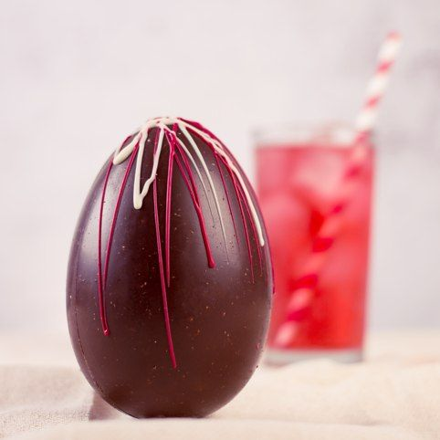 Popping candy Easter eggs - yum!  From Firebox.com