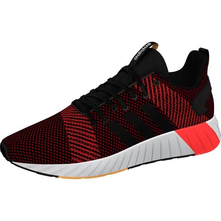 Adidas Questar black/red/print (DB1544)   Runner Athletics - Κατάστημα Αθλητικών Ειδών