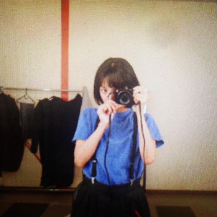 SHISEIDO 専科「Perfect Whip」 関谷監督、カメラは清家さん(三井住友VISAカードのcmコンビと再び)メイク #高野雅子 さん ポスターの写真は #上田義彦 さん 助手をやってる女の子役。ひといき。 #ねこパンチ!