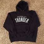 For Sale - Oklahoma City Thunder NBA KD Russell Westbrook Black/White Sweatshirt Hoodie XL - See More At http://sprtz.us/ThunderEBay