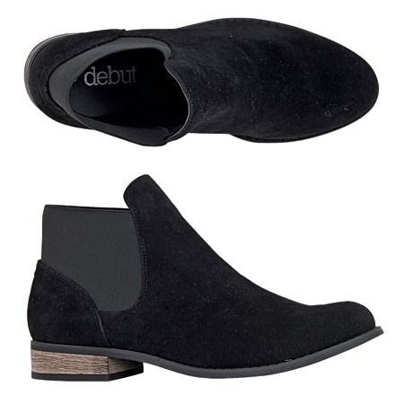 Debut Neviah Ankle Boots - Boots - Women - Shoes - The Warehouse