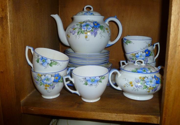 1000 images about vajilla inglesa on pinterest antigua - Porcelana inglesa antigua ...
