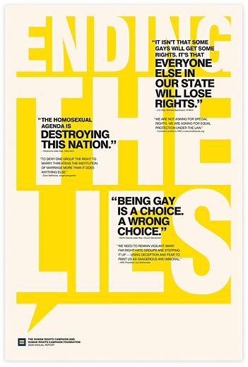 End The Lie | Design Army